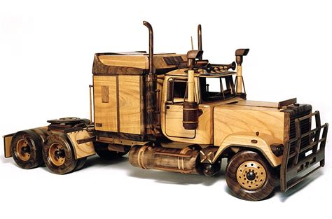 wooden truck wooden cars and trucks