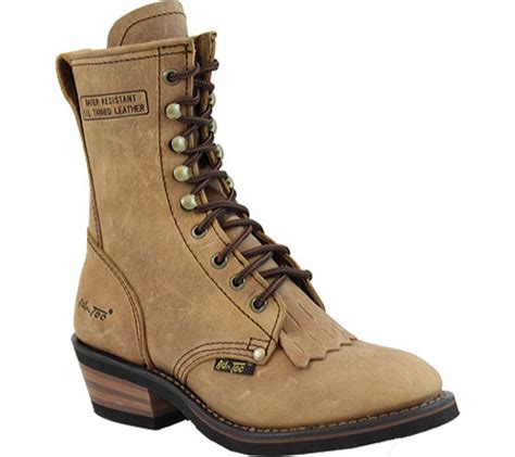 womens adtec 8224 packer boots 8 quot free shipping exchanges