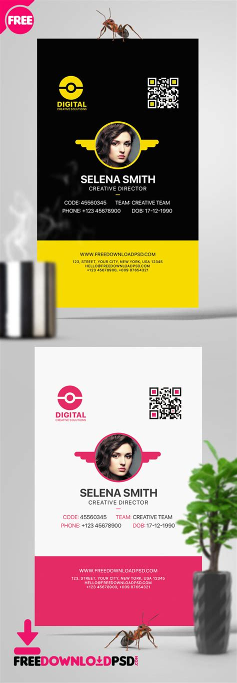Free Id Card Design