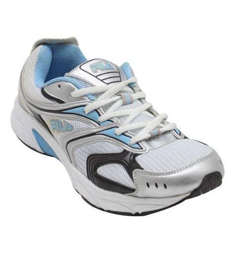 fila running shoes india fila silver running shoes buy fila silver running shoes