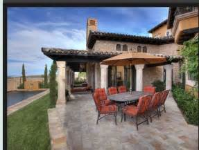 outdoor patio tuscany backyard ideas pinterest