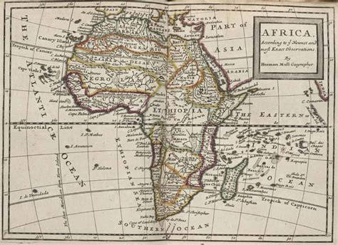 africa map history africa political and historical map mapsof net