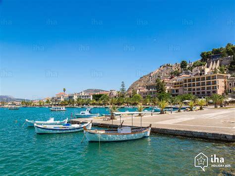 appartamenti grecia vacanze affitti nauplia in un appartamento per vacanze con iha privati