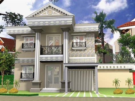 jenis jenis lantai rumah idaman kita contoh rumah idaman 2 lantai desain rumah minimalis