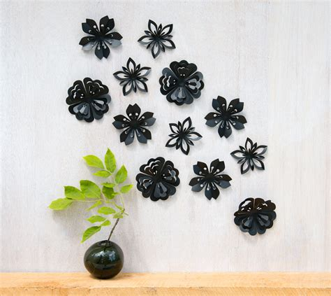 decorative floral accents wall ornament decoration for flower wall decor flower decorations choice and decision