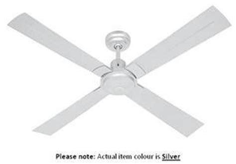 omega casablanca silver ceiling fan ocf120sa auction