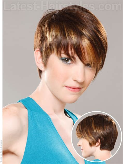 hairstyles for short hair in school cute short hairstyle school