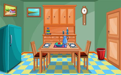 Black Dining Room Table by Dining Room Cartoon Clipartfest
