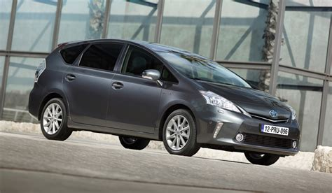 Toyota Premier Toyota Prius Le Premier Monospace Hybride Actu Auto