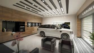 Lighting Design In Car Showroom Personal Car Showroom By Resolution 3d Artist