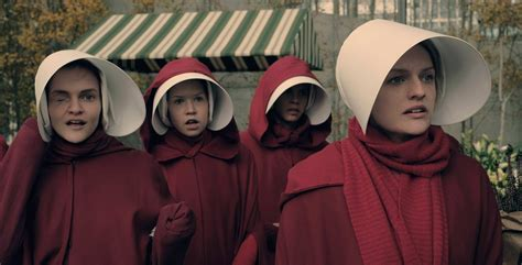 The Handmades Tale - the handmaid s tale to on cravetv starting july 28