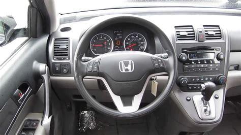 how make cars 2008 honda cr v interior lighting 2008 honda cr v silver stock 6478a interior youtube