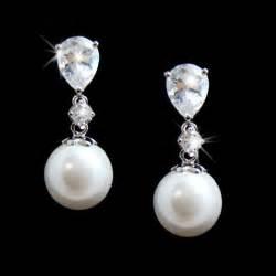 pearl earing pearl drop earrings studs sarees villa