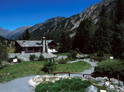 giardini botanici piemonte parco nazionale gran paradiso galleria fotografica il