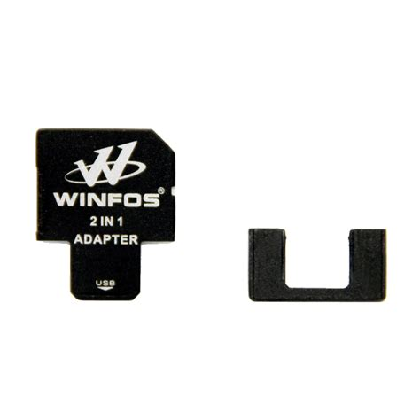 2 In 1 Multi Black winfos multi functional 2 in 1 microsdhc adapter usb flash drive black jakartanotebook