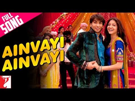 film barat hits ainvayi ainvayi full song band baaja baaraat youtube