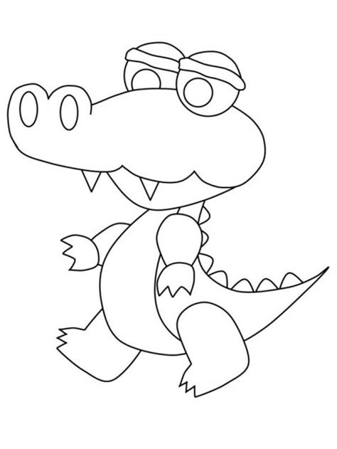 alligator coloring pages preschool alligator coloring pages for kids az coloring pages