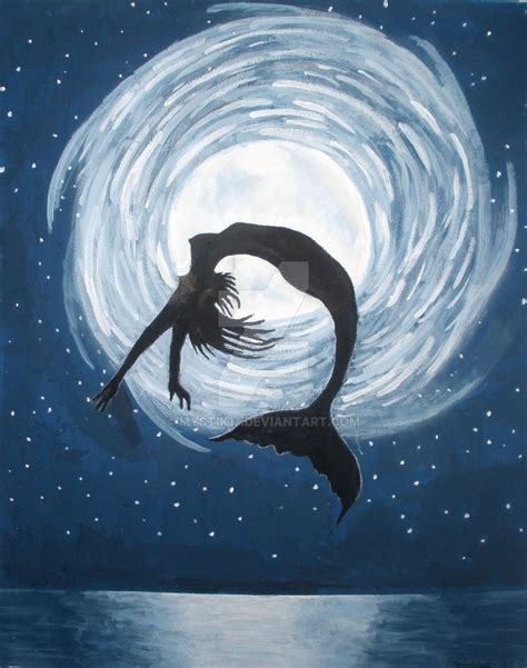 In The Light Of The Moon by In The Light Of The Moon By Mystik17 On Deviantart