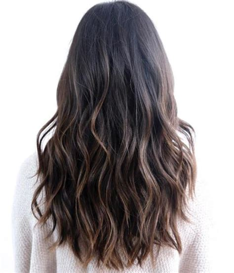 long hair with layers in bottom 80 cute layered hairstyles and cuts for long hair in 2018