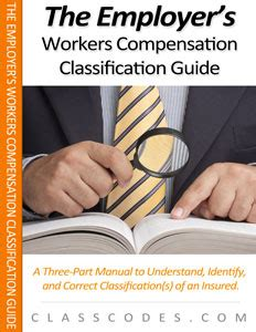 Search Wcab Workers Compensation Code 2105 Class Codes