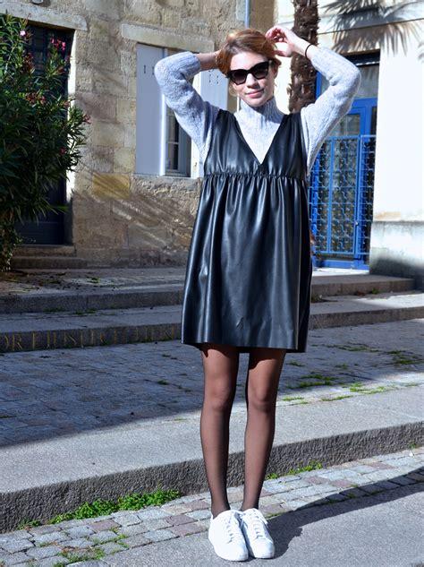 Robe En Pull Zara - robe zara en cuir 3 fa 231 ons de la porter chez les
