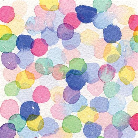 dot pattern colour watercolour dots google search watercolour pinterest