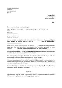 Modele De Lettre Resiliation Mobile Bouygues Exemple Gratuit De Lettre R 233 Siliation Abonnement