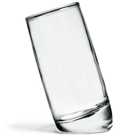 Tilted Bar Glasses Ludico Tilted Glasses 2 1oz 60ml Tilted Glasses