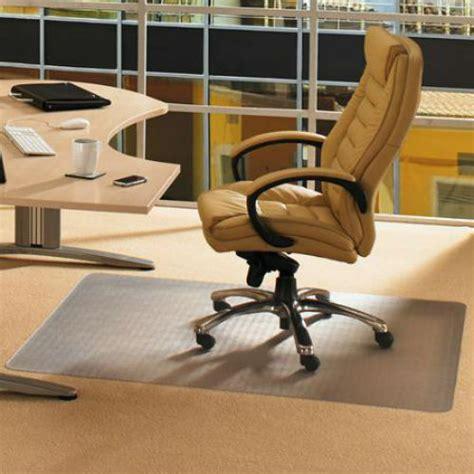 office chair carpet floor mat desk computer plastic heavy duty clear durable lip ebay