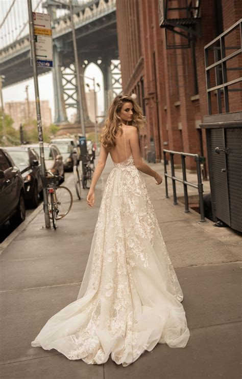 Berta Bridal 2018: The Most In demand Wedding Dresses In