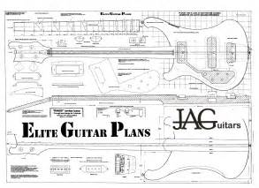 rickenbacker 4001 bass plans by jaguitars