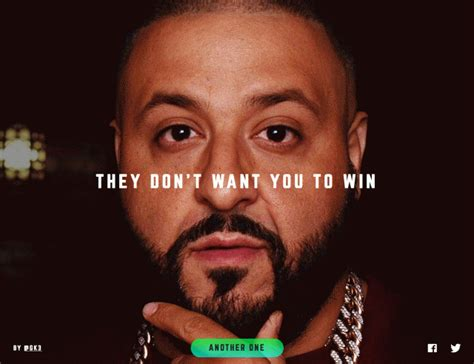 dj khaled quotes some genius made a website that recites only dj khaled
