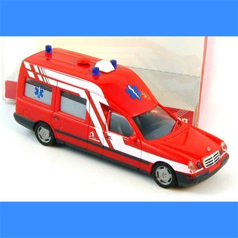 Lu Ambulance quot ambulance luxembourg quot mercedes herpa models 45766 ho
