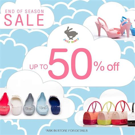 Jelly Bunny 27 jelly bunny end of season sale ลดส งส ด 50 27 ม ย 30 ก ค 58 thpromotion