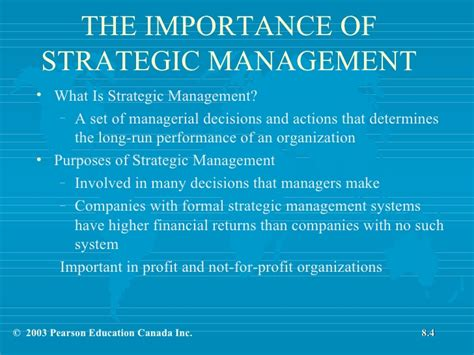 chp 3 the business of product management image gallery importance strategic management