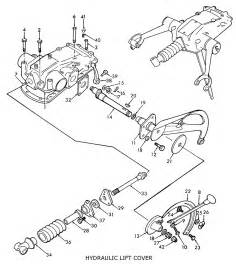 ford 8n tractor hydraulics diagram car interior design