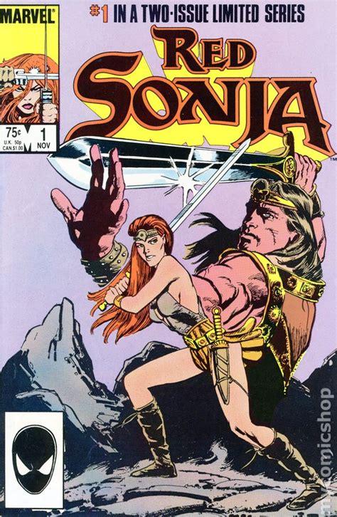 film with cartoon books red sonja the movie 1985 comic books
