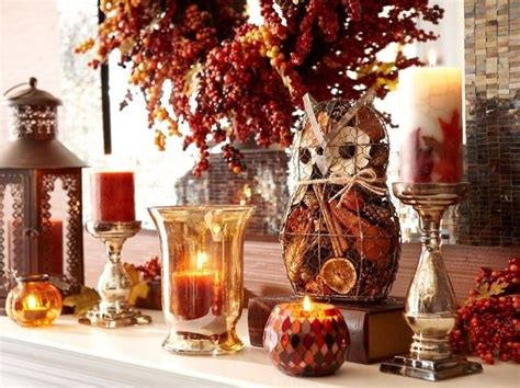 Home Decoration Items by How To Transform Your Home With Fall Decor Eieihome