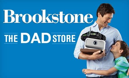 Brookstone Gift Card - groupon father s day gift idea gift card to brookstone for half off ends 06 13