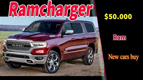 Dodge Size Suv 2020 by 2020 Dodge Ramcharger Suv 2020 Dodge Ramcharger Torpue