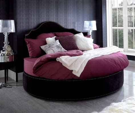 round bed frame bd essential gothic gothic round bed frame only