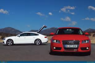 audi a5 2 0 tfsi sportback photos and comments www