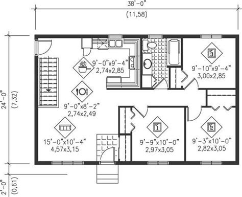 small ranch house floor plans floor plans for small ranch homes luxury main floor plan lake pinterest ranch style house ranch