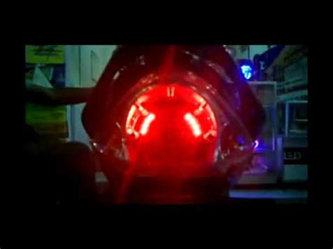 Lu Led Untuk Motor Jupiter Mx senja n sein led jupiter mx lama custom 8 mode s effec