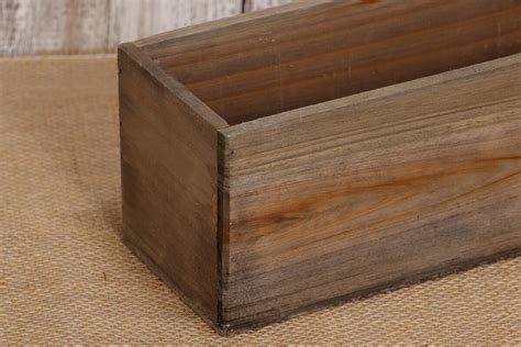 Wood For Planter Boxes by Woodland Planter 20 Quot