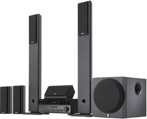 yamaha home theater surround sound system  home theater