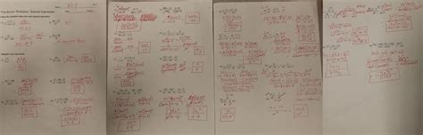 printables precalculus worksheets with answers