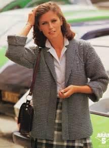 knitting pattern ladies cardigan ladies aran coat edge to edge cardigan vintage knitting