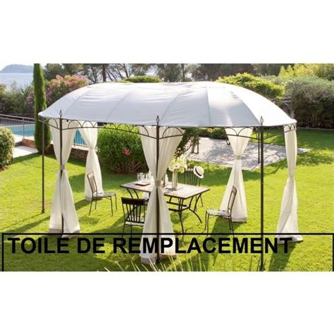 Toile De Rechange Pour Tonnelle 2824 by Toile De Remplacement Pour Tonnelle Xalapa Gm Toile De