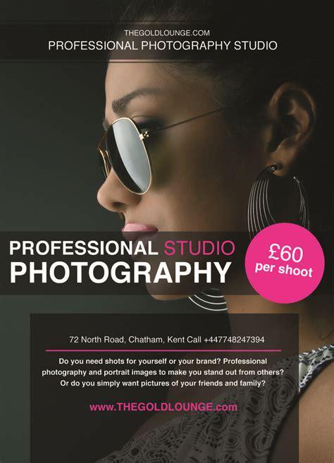 Photoshoot Flyer Template